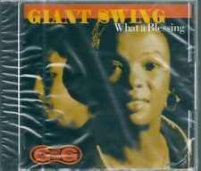 Giant Swing What a Blessing Japan CD SEALED teddy riley new jack swing GSA-001