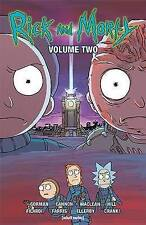 NEW Rick and Morty Volume 2 by Zac Gorman