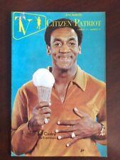 """1968, Bill Cosby, """"TV Citizen Patroit"""" Guide (Scarce)"""