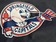 Springfield Capitals Frontier League FOX KIDS CLUB BACKPACK