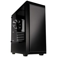 Phanteks Eclipse P300 Tempered Glass ATX Midi Tower Gaming PC Case Black