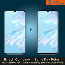Huawei P30 LCD OLED Screen Glass Replacement Service Same day Repair