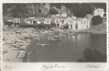 Costa Brava, Playa de Tamariu, Palafrugell, No. 58, posted