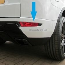 Range Rover Evoque rear bumper fog lamp light lens unit Pure Prestige Dynamic RH