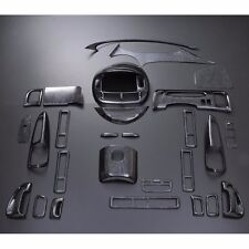 TOYOTA ESTIMA ACR30/40 Interior panel 3D solid black eyes 27P Dress up Japan