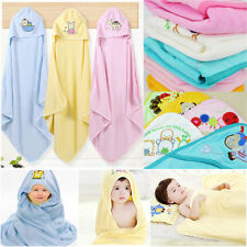 Cotton Towel Beach Random Washcloths Kids Wrap Baby Bathrobe Hooded Bath t