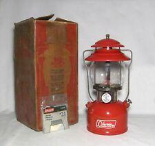 Coleman Single Mantle Gas Lantern Model 200A - 1968