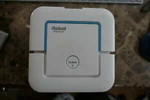 IROBOT BRAAVA JET 240 ROBOT MOP APP ENABLED CONTROLLED MOPPING CLEANER **READ**