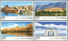 CHINA 2018-14 MNH Kashgar Scenery Nature Architecture 4v #A