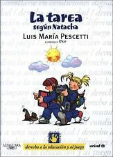 La Tarea Segun Natacha (Spanish Edition)