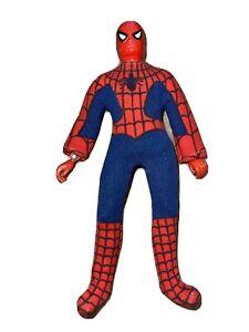 "Vintage 1974 Mego Spider-Man WGSH 8"" Type 2 Action Figure ~All Original ~MINTY"
