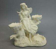 Partylite Ariana's Garden Angel Fairy Retired 3 Tea Light Candle Holder