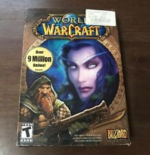 World of Warcraft PC Windows Mac Game Blizzard Free Shippping