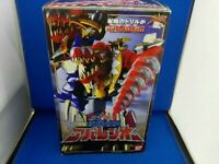 BANDAI  Power Rangers Dino Thunder Abaranger DX Abarenoh Abaren-Oh Megazord