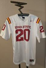 Rare NIKE Team NCAA Iowa State CYCLONES Football Jersey Size YOUTH XL (18)