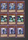 Yugioh Cards - 9 Card Star Seraph Set - Sage Scout Sword JOTL-EN009 to EN011
