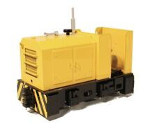 Roundhouse HER Hercules 0-4-0 Diesel Loco with Radio Control, Yellow - BS356