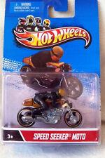 HOT WHEELS MOTOR CYCLES SPEED SEEKER MOTO NEW SEALED!