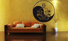 Yoga Zen Mantra Healthy Life  Mural  Wall Art Decor Vinyl Sticker  z720
