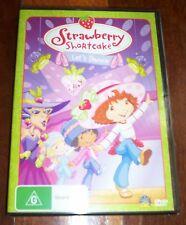 Strawberry Shortcake - Let's Dance - NEW / SEALED - R4