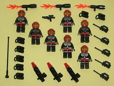 LEGO Minifigures 7 Space Marines Blasters Army Weapons Lego Halo Minifigs Guys