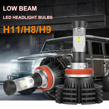 H11 CREE LED Headlight Conversion Kit 1500W 225000LM Fog H8 H9 Light Bulbs 6000K