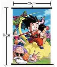 HOT Japan Anime Dragon Ball Wall Poster Scroll Home Decor Cosplay 629