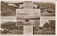 PC28779 Ullswater. Multi view. J. L. Topaz. 1951
