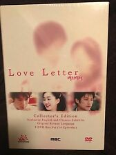 Love Letter - Korean Drama - Complete - Collector's Edition - Eng Sub