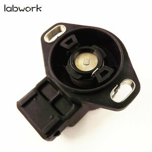 TH142 TPS Throttle Position Sensor for Dodge Eagle Mitsubishi MD614662 1993-98