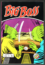 # BIG BOSS n°40 # 1979 AREDIT FLASH