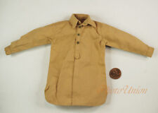 1/6 Figur German Militär Army Officer Desert Army Shirt Blouse Uniform DA210