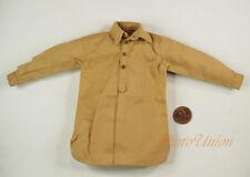 1:6 Figura Militar Ejército Desierto oficial del ejército Alemán Camisa Blusa uniforme DA210