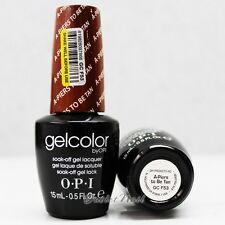 OPI GelColor San Francisco Collection - GC F53 A-PIERS TO BE TAN 15mL Gel Color