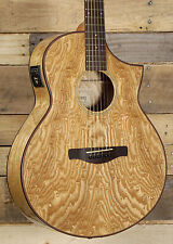Ibanez AEW40AS Acoustic Electric Guitar Natural Finish