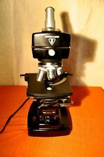 Bausch & Lomb Dynazoom Flat Field Binocular Microscope - 3.5x/10x/43x/ 97x Oil