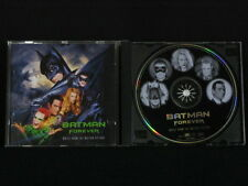 Batman Forever. Film Soundtrack. Compact Disc. 1995. Made In Germany.