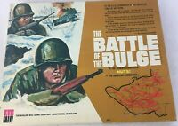 The Battle of the Bulge World War Ardennes Battle Games Complete Game 2 Players