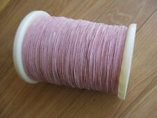 Litz wire 255/44 for Amateur & Crystal Radio coil, Single layer insulation, 100'