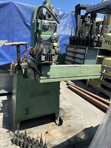 sunnen honing machine model MBB-1600 with tooling