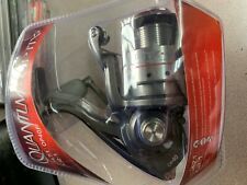 quantum optix open face fishing reel