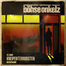 BÖHSE ONKELZ Kneipenterroristen (30 Jahre - Neuaufnahme 2018) CD Digipack 2018