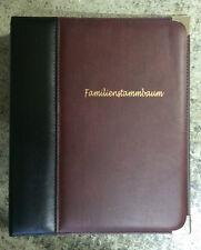 Stammbuch Familienstammbuch Ordner Ringbuch Stammbücher .