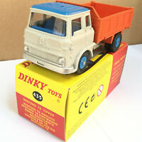 Atlas DINKY TOYS 435 bedford tk tipper alloy diecast car model collection 1/43