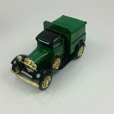 Liberty Classics Ford Model A Pickup Sunsweet Lockable Coin Bank 1/25
