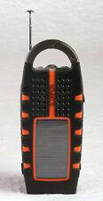 Scorpion Solar-Powered, All-Terrain, Multi-Function Unit with Digital Radio, etc