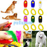 1pcs Puppy Dog Pet Click Clicker Training Trainer Aid Wrist Strap Free Shipping