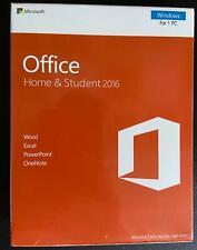 MICROSOFT Office Home and Student 2016 per PC Windows Chiave di prodotto e DVD
