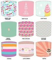 Cupcakes Lampshades Ideal To Match Cupcakes Cushions & Cupcakes Duvets Covers.