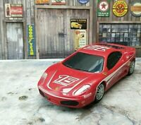 2006 Ferrari F430 Challenge Shell V-Power Toy Car 1/38 Official Product Diecast